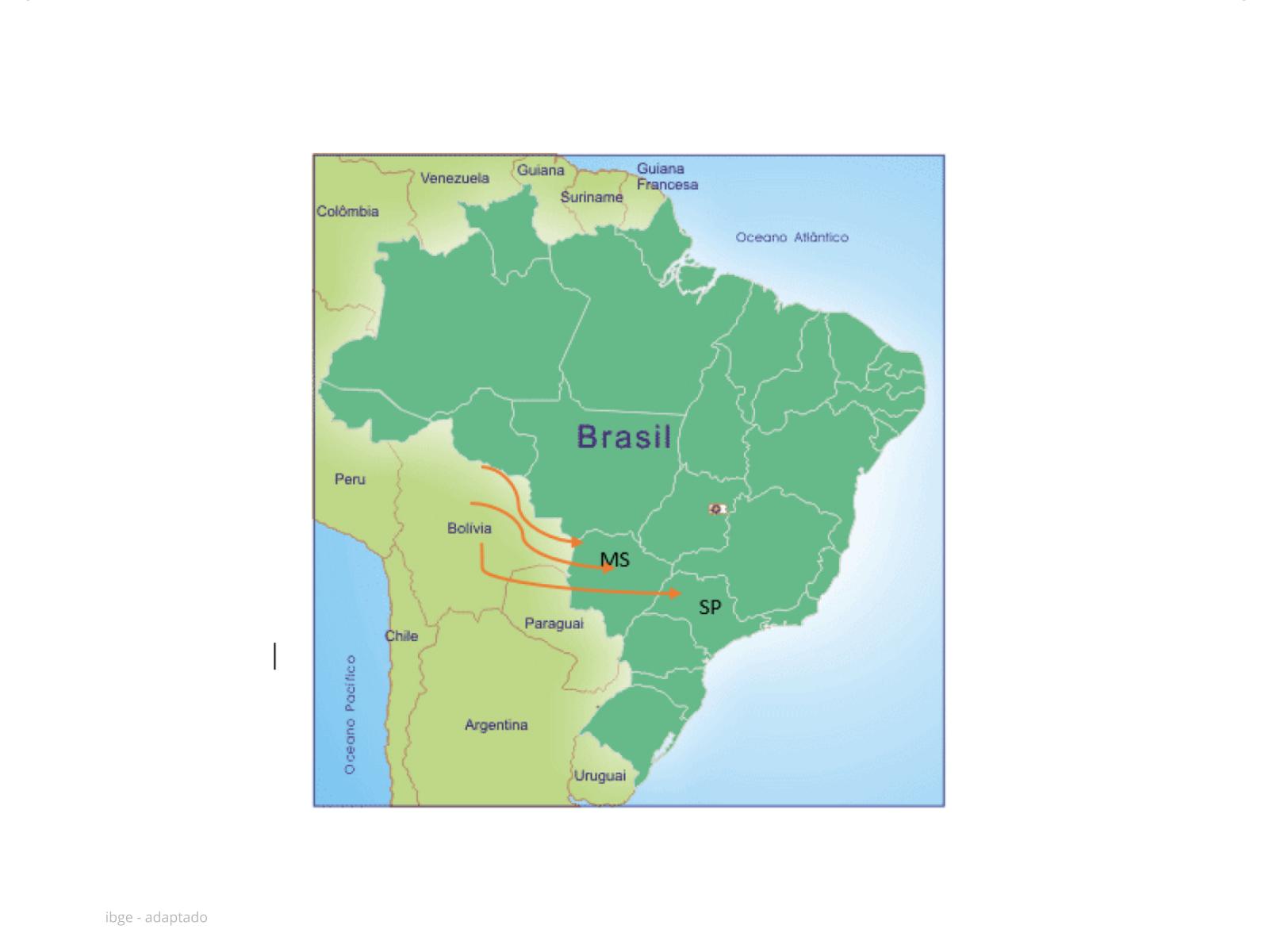 Migração dos povos da Bolívia e a exploração do trabalho no Brasil