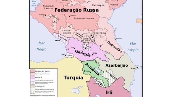 Conflitos no Cáucaso: o caso da Chechênia