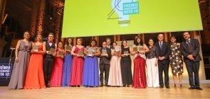 Professores recebem o Prêmio Educador Nota 10