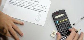 Sequência didática para baixar: calculadora na prática