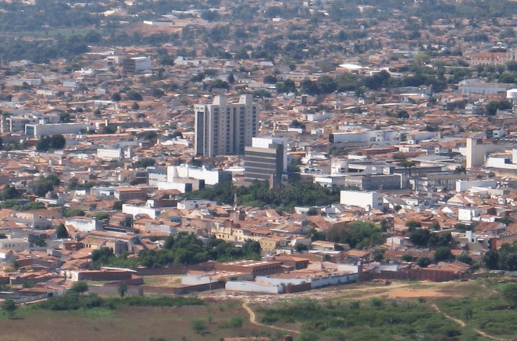 Vista de Mauriti, Ceará