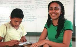 Rosimeire Souza de Oliveira, professora de 1ª e 3ª séries