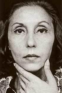Clarice Lispector em 1970: enigmática primeira-dama da ficção brasileira. Foto: Pedro Henrique
