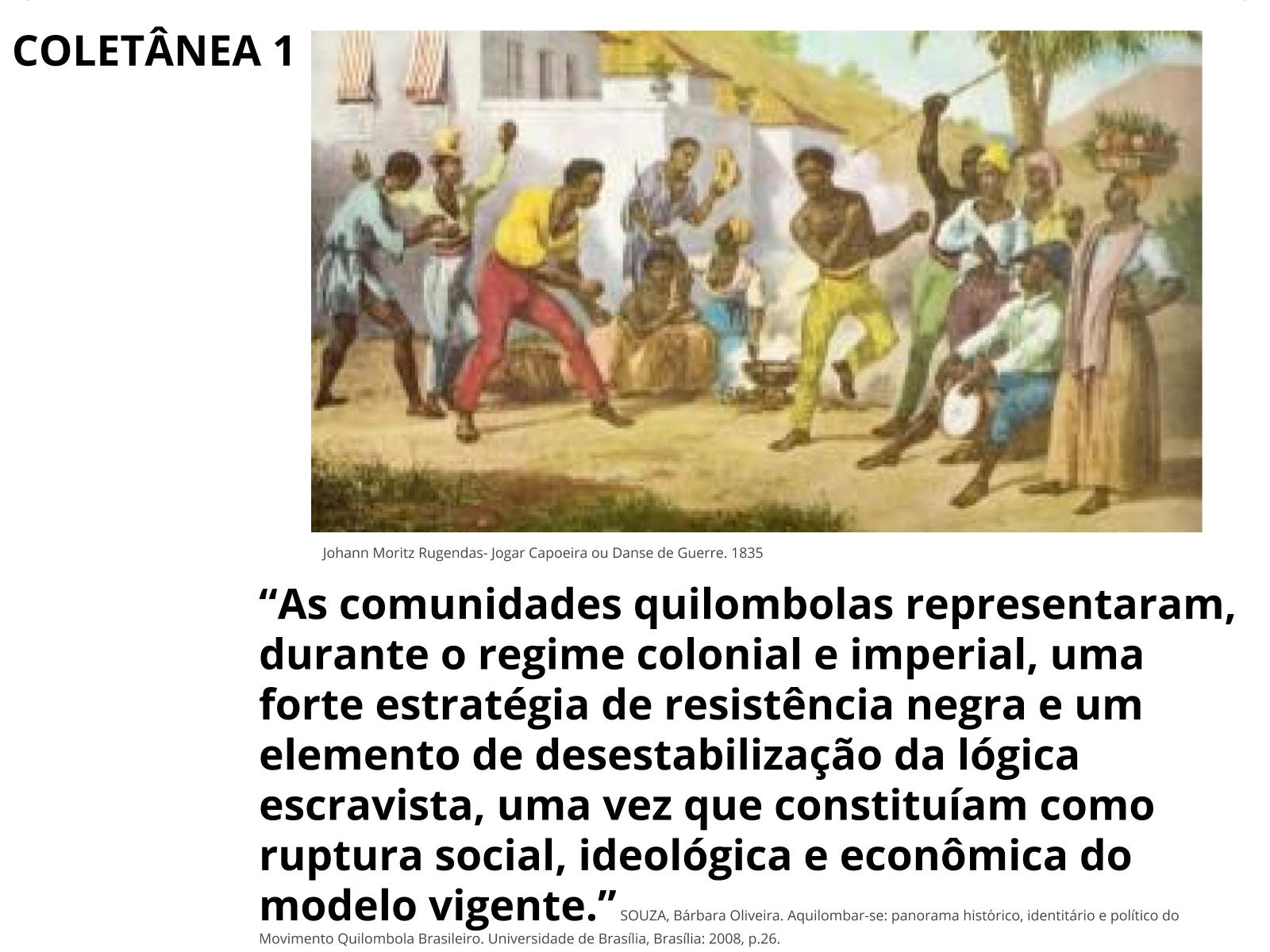 Quilombos no Brasil: Histórias de resistências através do tempo