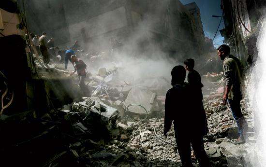 Guerra na Síria e outros conflitos: fotos ajudam a entender o problema