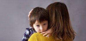 Criança também sofre de depressão