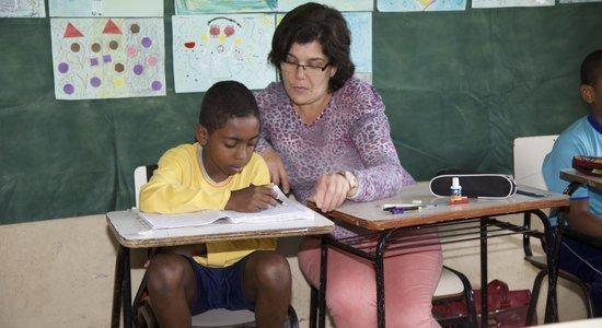 Na formação, os docentes repensaram suas práticas e compreenderam porque elas não estavam funcionando.