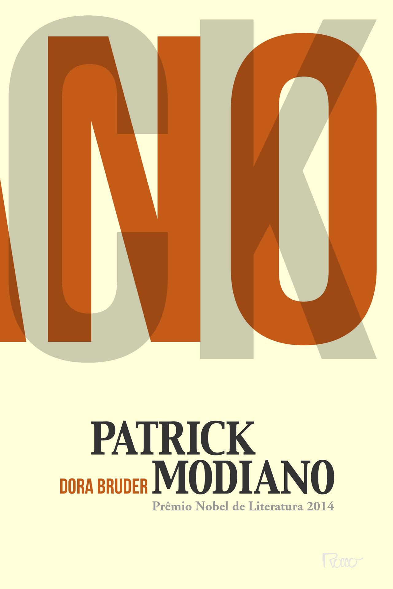 capa do livro No de Patrick Modiano