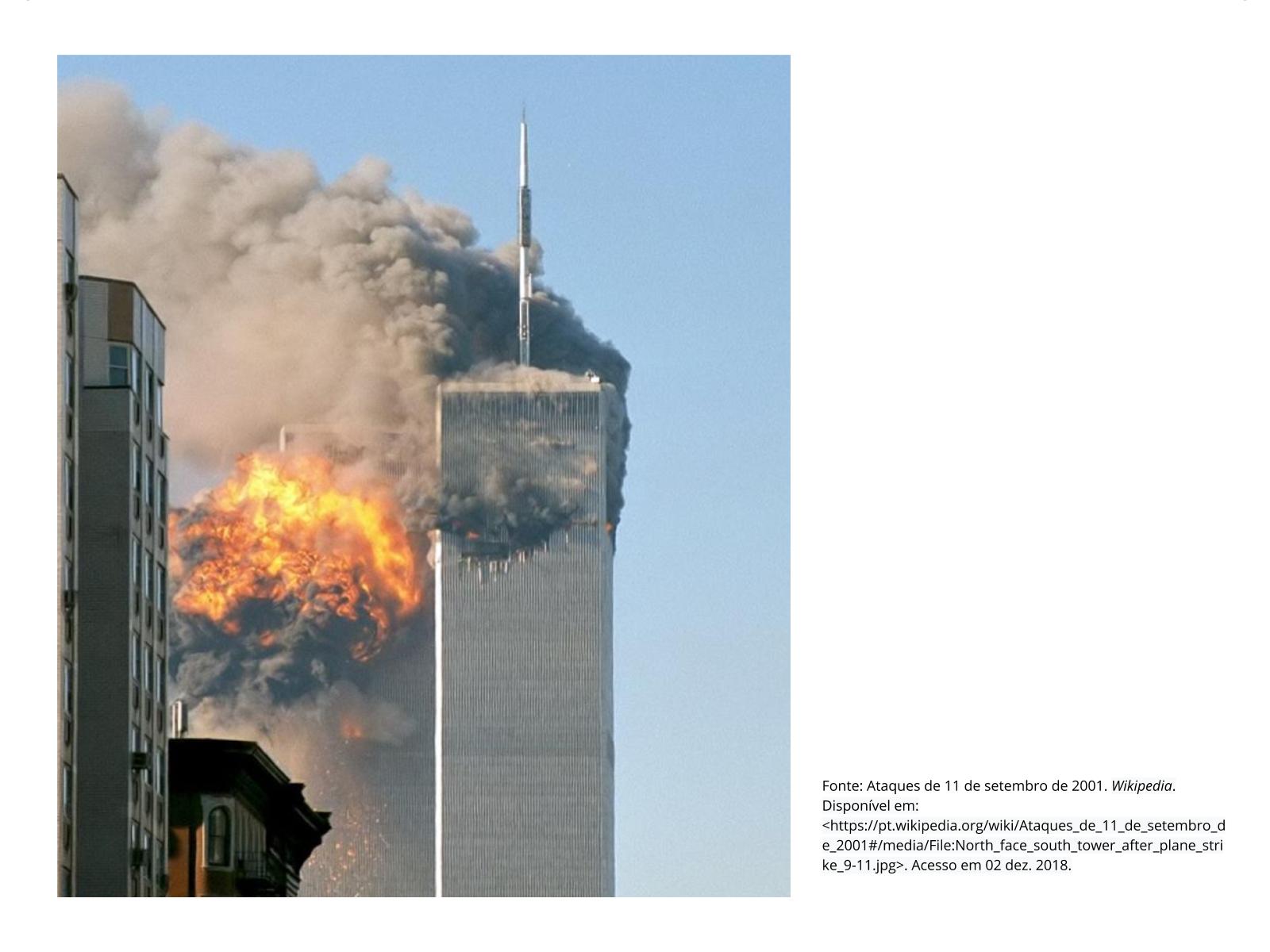 As faces do terrorismo