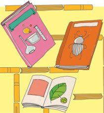 Ciências. Ilustração: Pedro Hamdan