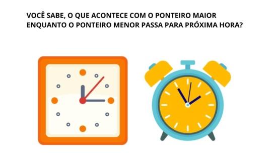 Dia, horas e minutos