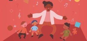 O que considerar para projetar o retorno das crianças bem pequenas à escola