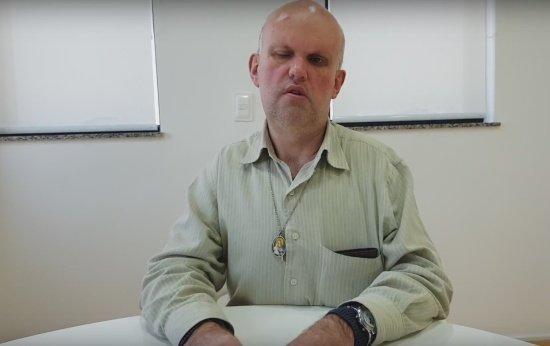 Wilton Ferreira, professor de Matemática da rede estadual de São Paulo