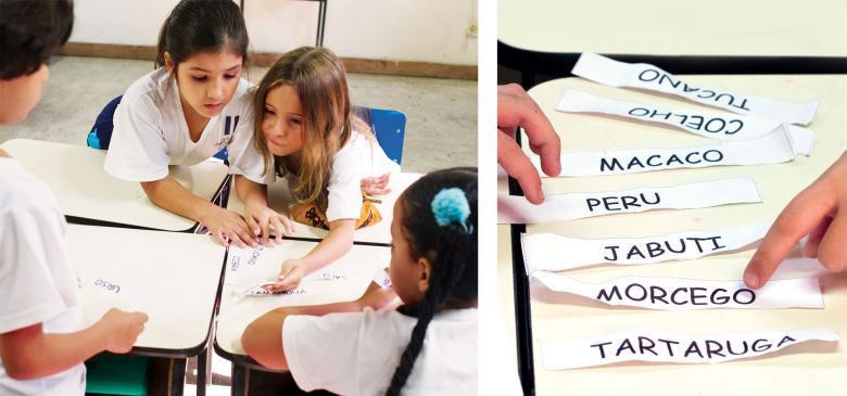 Planeje a atividade: o trabalho em grupo é produtivo quando as crianças têm autonomia e não precisam da direção constante do professor