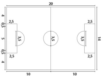 af270357598ad Copa do Mundo  entram em campo as relações geométricas