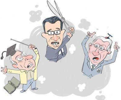 No MEC, na SAE ou na Fazenda: três ministérios disputam os rumos da área. Benett