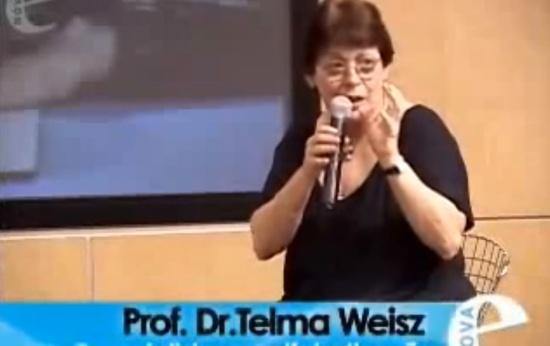 Palestra de Telma Weisz sobre Alfabetização - parte 3
