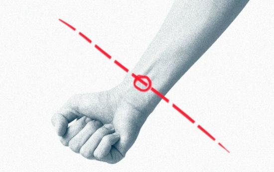 Cutting: como lidar com uma criança que se automutila