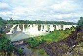 A Amazônia não é só plana. Foto: Oscar Cabral