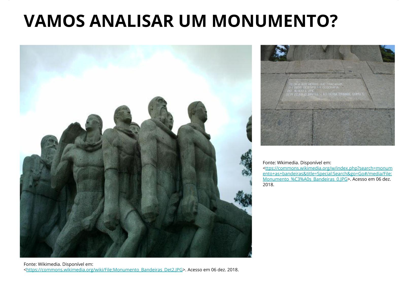 Marco histórico: Monumento