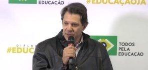 Haddad: é preciso mudar a formação dos professores