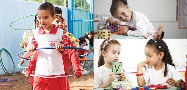 Educação Infantil: o olhar sobre as crianças. Fotos Danela Toviansky