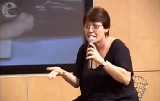 Palestra de Telma Weisz sobre Alfabetização - parte 4