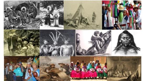 América Latina: uma mistura de povos