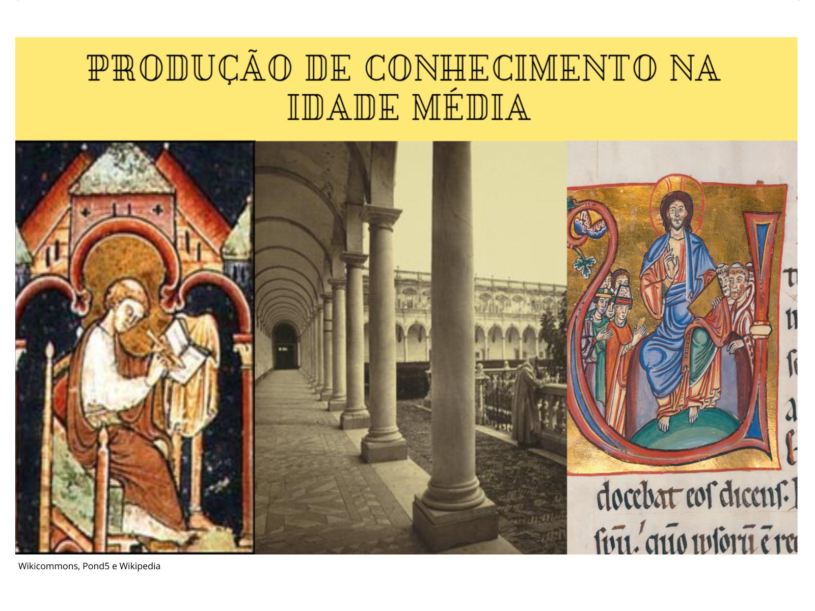 O mosteiro e o monge: religião  e cultura na Idade Média
