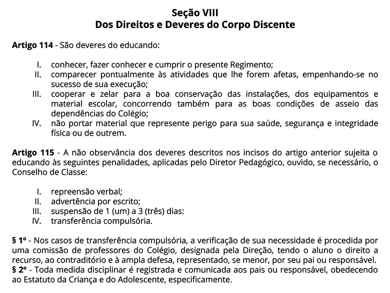 Plano De Aula 7º Ano Língua Portuguesa Textos Normativos