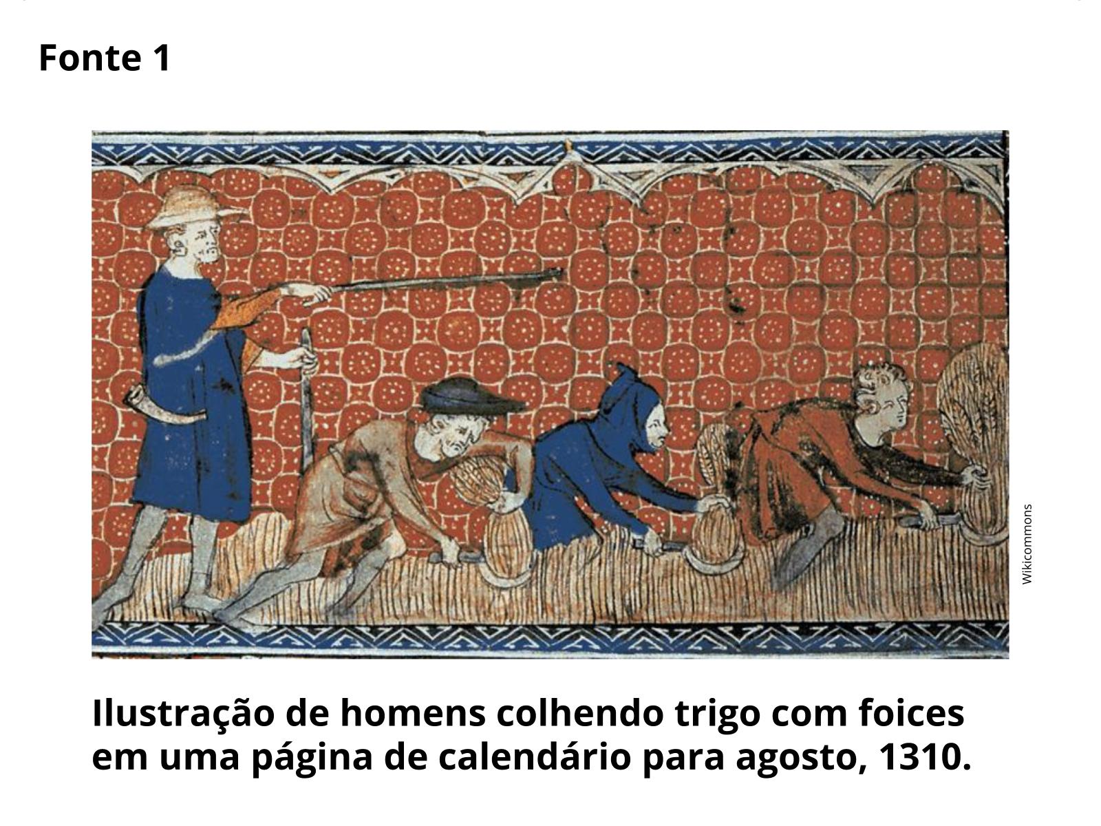 A servidão medieval e a escravidão moderna