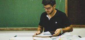Como o diretor João Paulo avalia o trabalho remoto off-line com os alunos