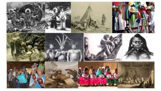 Povos indígenas na América Latina
