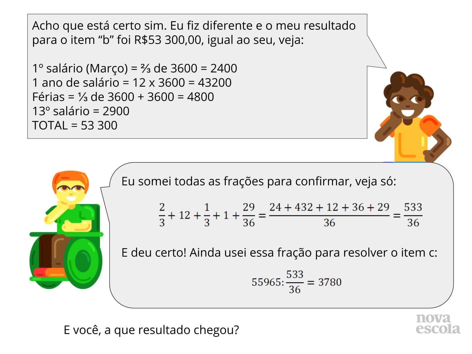 Multiplicação e Divisão de Fração - Ampliação