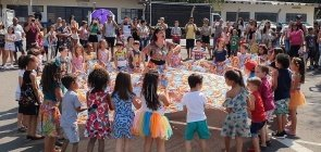 Por que não levar a cultura popular às crianças o ano inteiro?