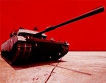 Tanque militar. Foto: Orlando Brito