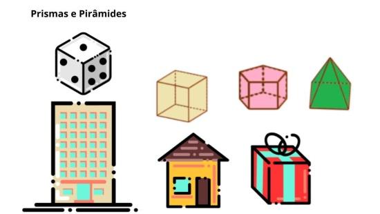 A descoberta na torre de cubos