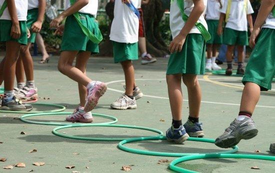 Quer participar de um circuito de miniatletismo?