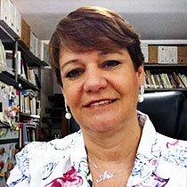 Ana Aragão. Foto Arquivo pessoal