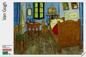 O Quarto de Van Gogh em Arles