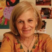 Delia Lerner. Foto: Magdalena Gutierrez