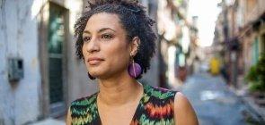 A vereadora Marielle Franco, do PSOL, que foi morta a tiros no Rio de Janeiro