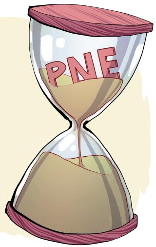 PNE: um plano contra o tempo. Raphael Salimena