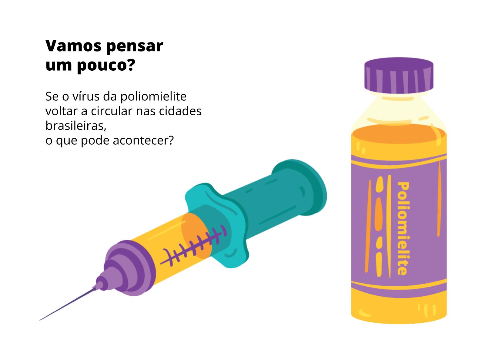 Os riscos da não vacinação