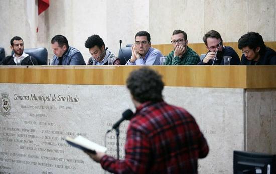 Debate sobre o Escola sem Partido na Câmara Municipal de São Paulo