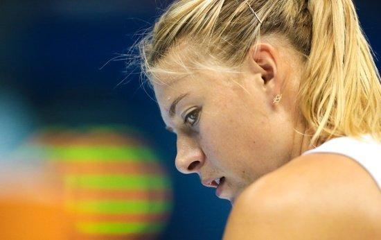 A tenista russa Maria Sharapova ficou fora das Olimpíadas de 2016 por conta do doping