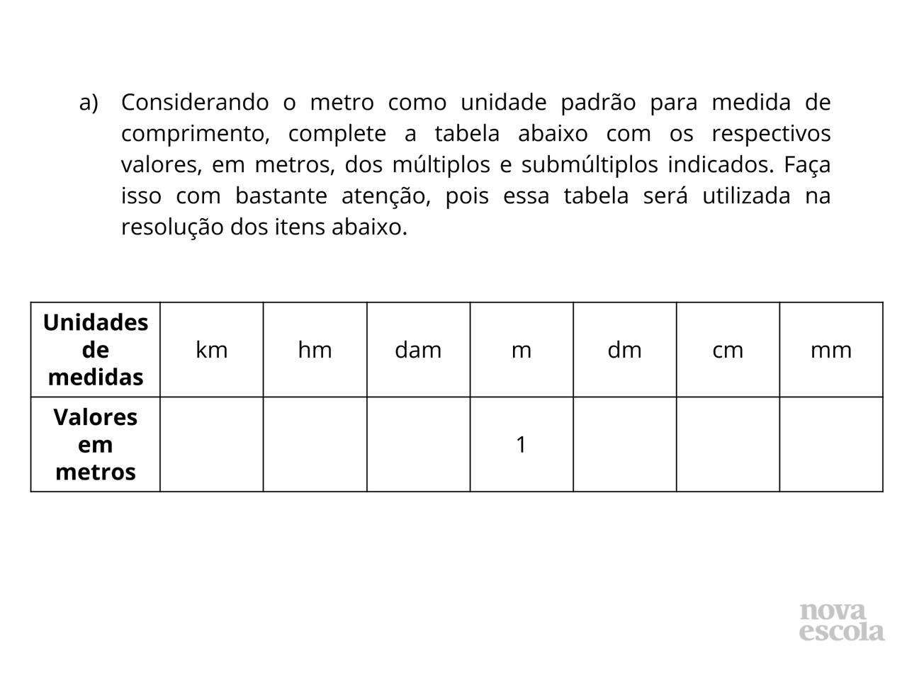 2c47eae93 ... aplicam os conhecimentos adquiridos numa situação semelhante e avaliar  os conhecimentos de cada um a respeito da conversão entre medidas de  comprimento.