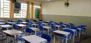 escola vazia - blog alfabetização