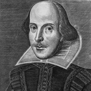 O dramaturgo inglês William Shakespeare viveu de 1564 a 1616. Entre suas obras mais famosas está o clássico Romeu e Julieta, adaptado diversas vezes no teatro, cinema e TV