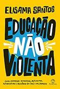 Capa do livro Educação Não Violenta